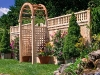 6'H Arbor and Victorian Top