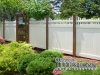 V3706-6 Mix 'n' Match Grand Illusions Estate Series Brown (L106) and Patio White (L101)