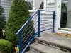 Color Iron Railing