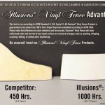The Illusions® Vinyl Fence Advantage
