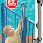 Magnetic Safety Gate Latch